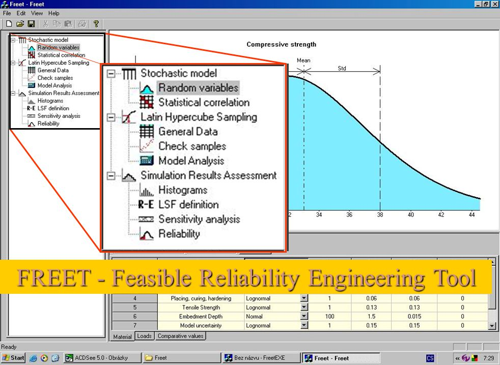 FREET - Feasible Reliability Engineering Tool