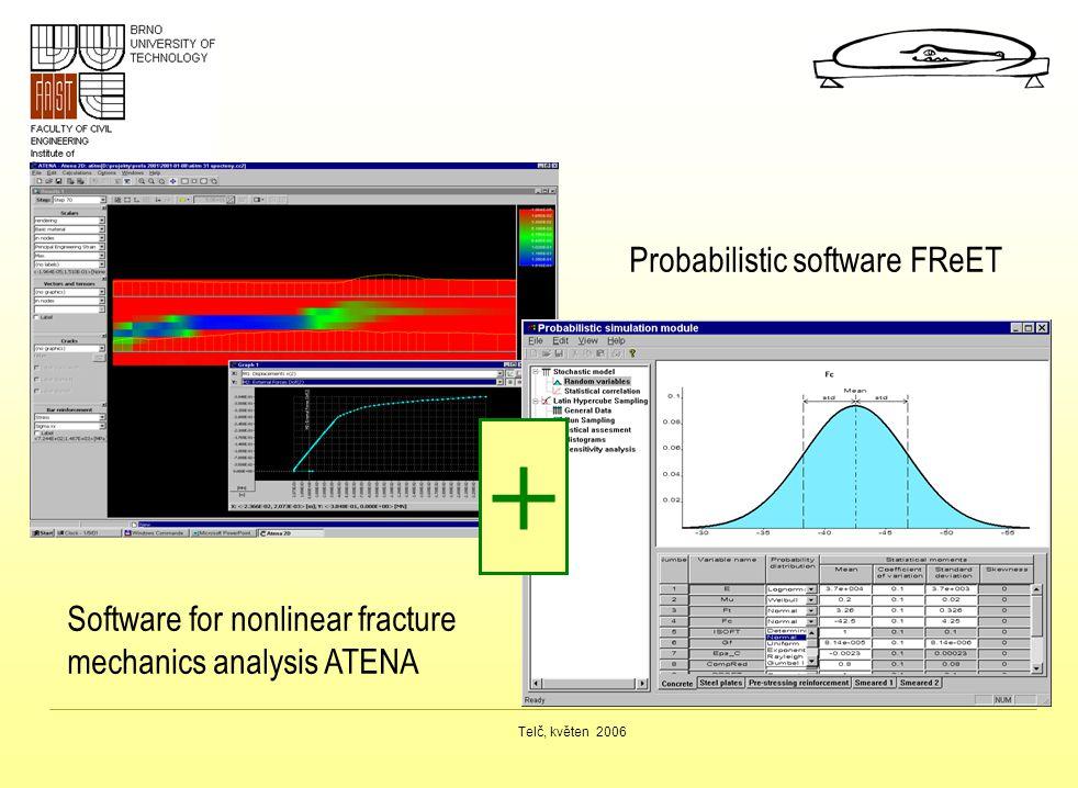 Probabilistic software FReET
