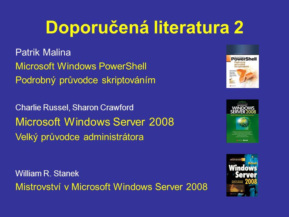 Doporučená literatura 2