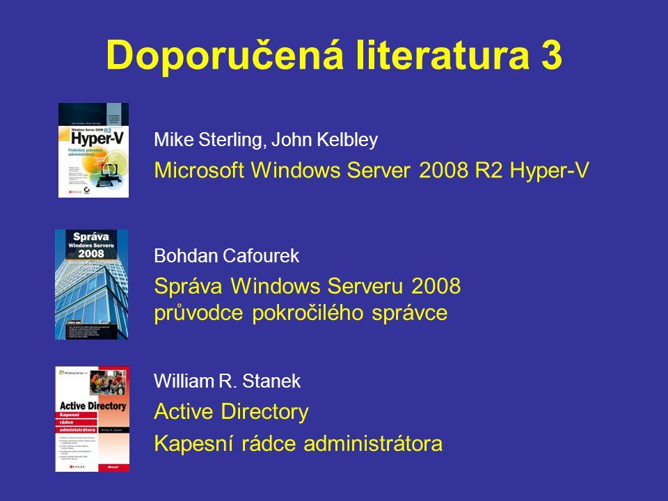 Doporučená literatura 3
