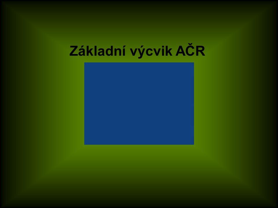 Základní výcvik AČR