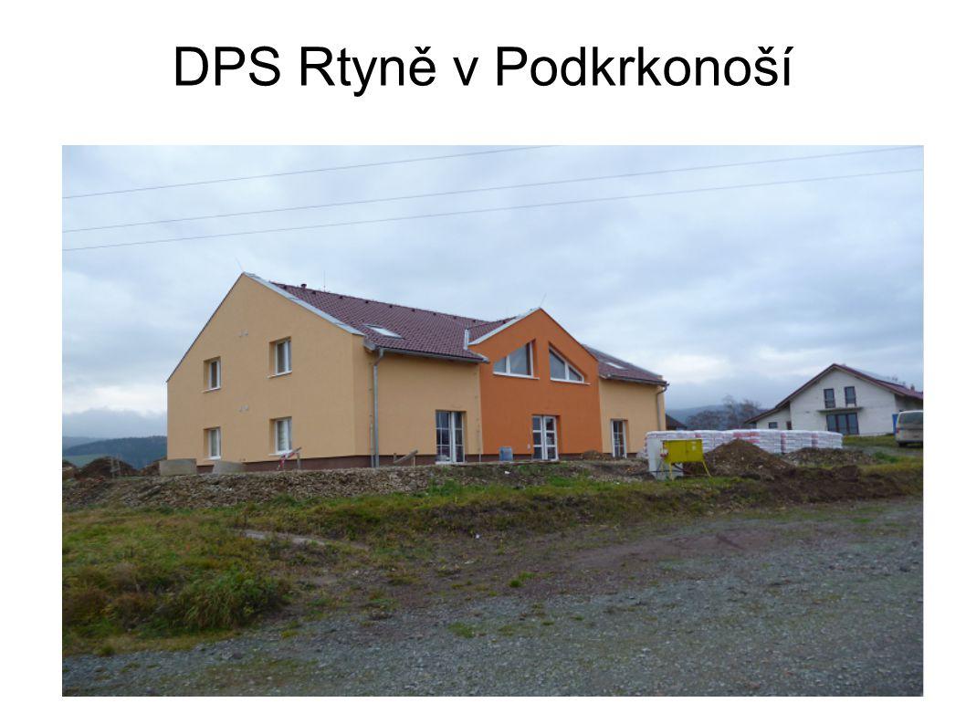 DPS Rtyně v Podkrkonoší