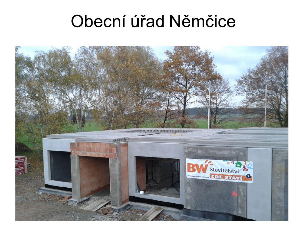 Obecní úřad Němčice