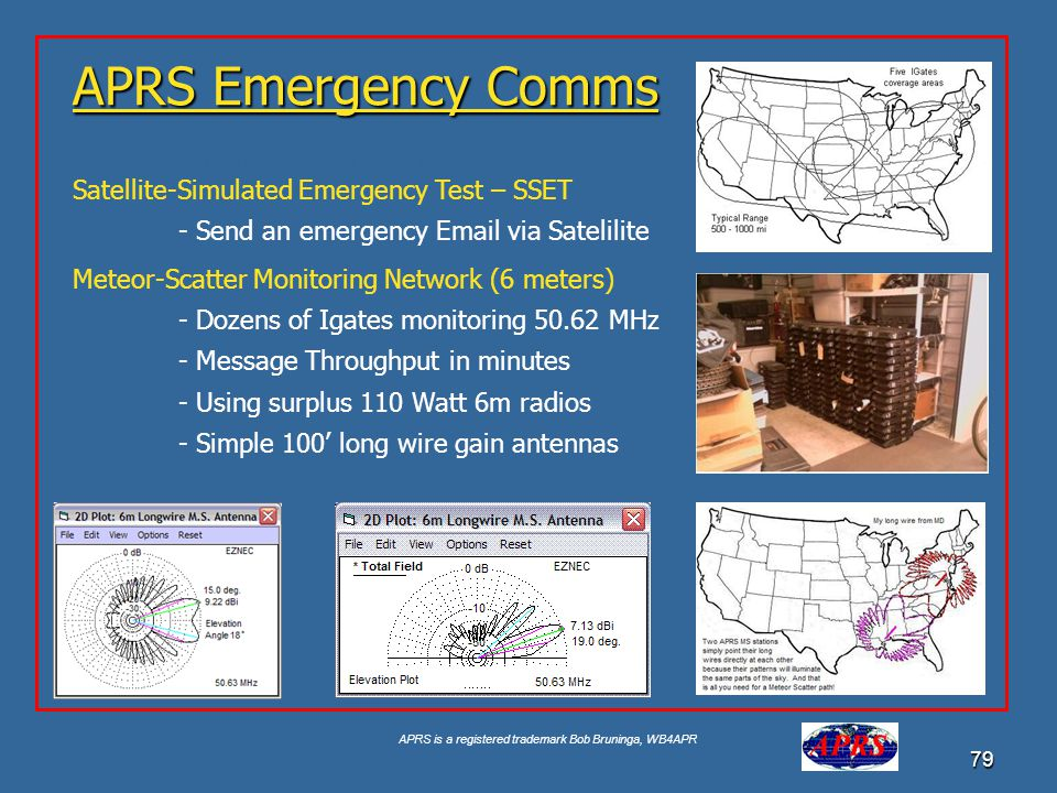 APRS Emergency Comms Satellite-Simulated Emergency Test – SSET