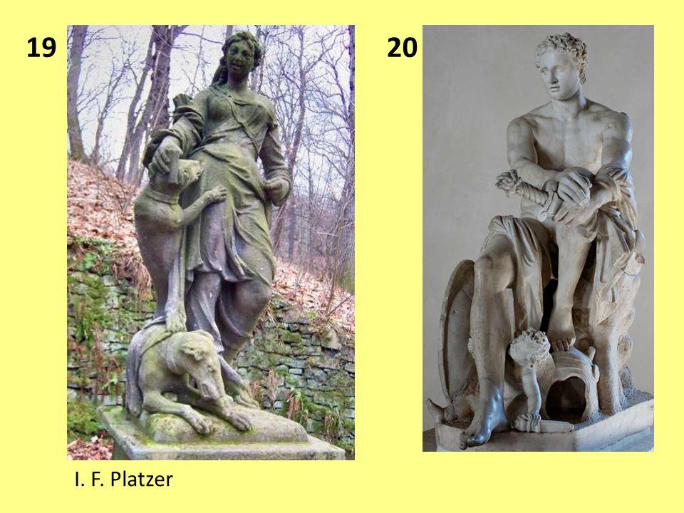 19 20 I. F. Platzer