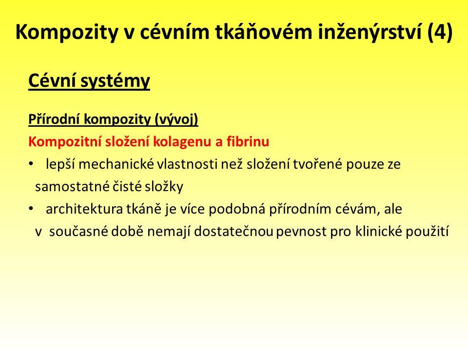 Kompozity v cévním tkáňovém inženýrství (4)