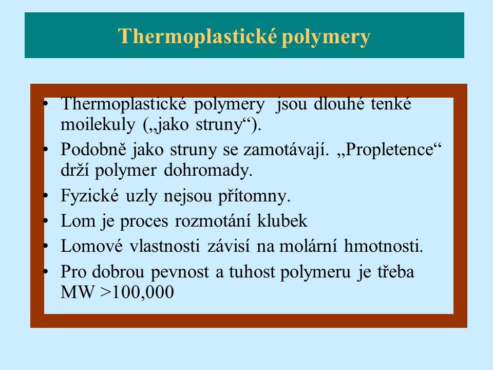Thermoplastické polymery