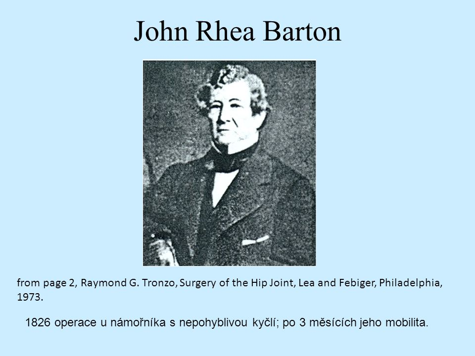 John Rhea Barton