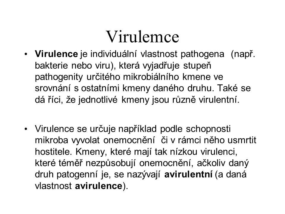 Virulemce