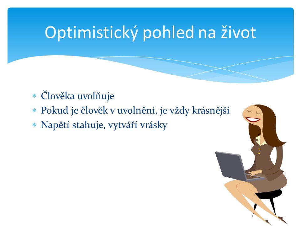 Optimistický pohled na život