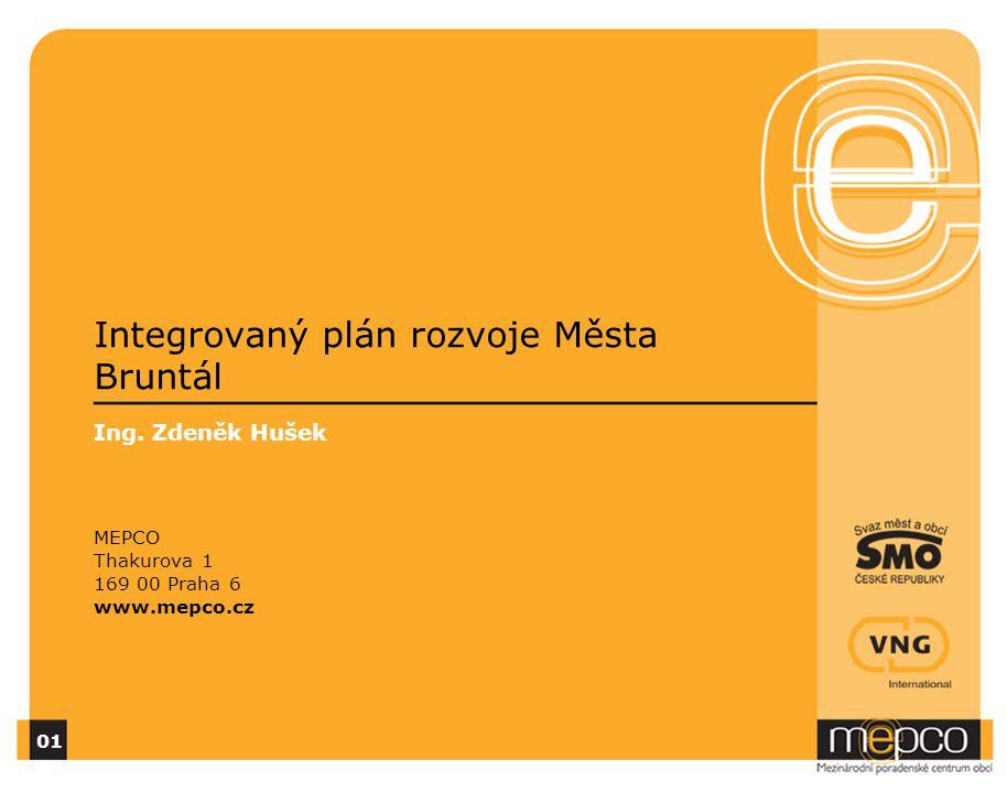 Integrovaný plán rozvoje Města Bruntál
