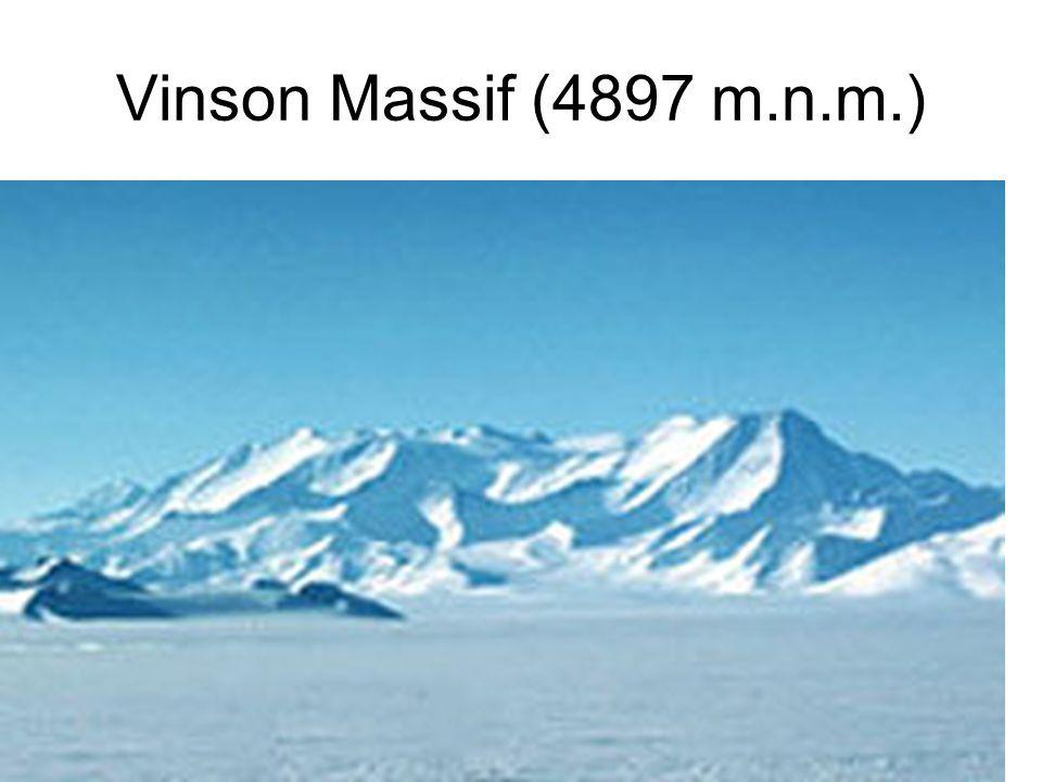 Vinson Massif (4897 m.n.m.)