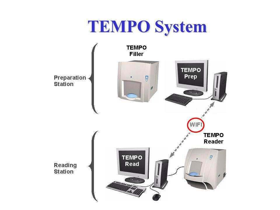 TEMPO System The TEMPO system has two workstations:
