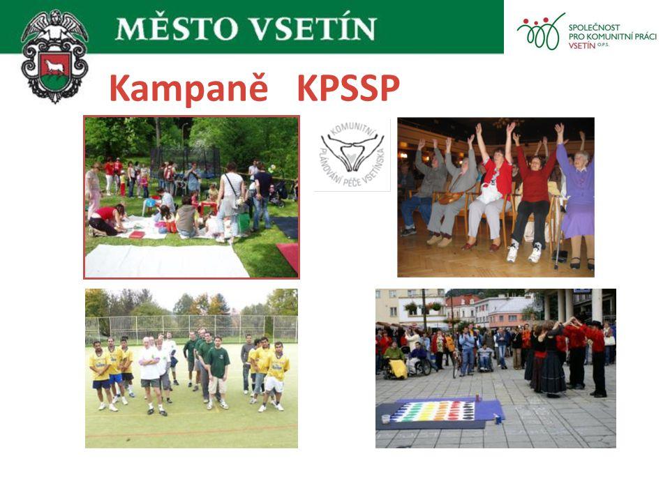 Kampaně KPSSP