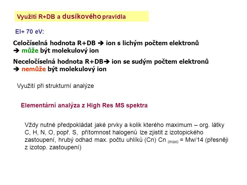 Využití R+DB a dusíkového pravidla