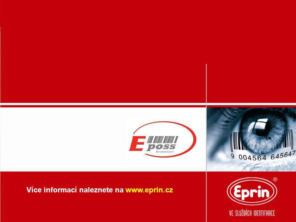 Více informací naleznete na www.eprin.cz