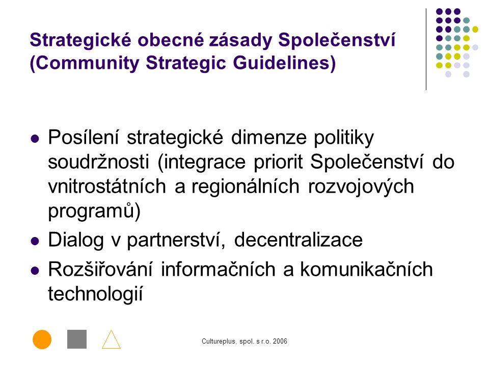 Dialog v partnerství, decentralizace