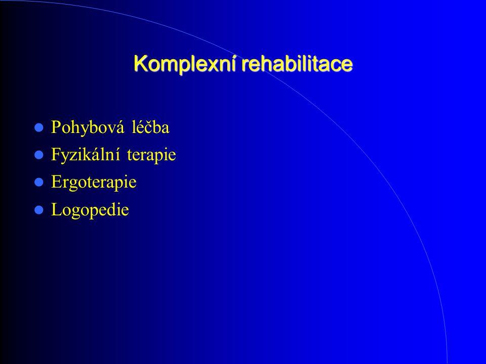 Komplexní rehabilitace