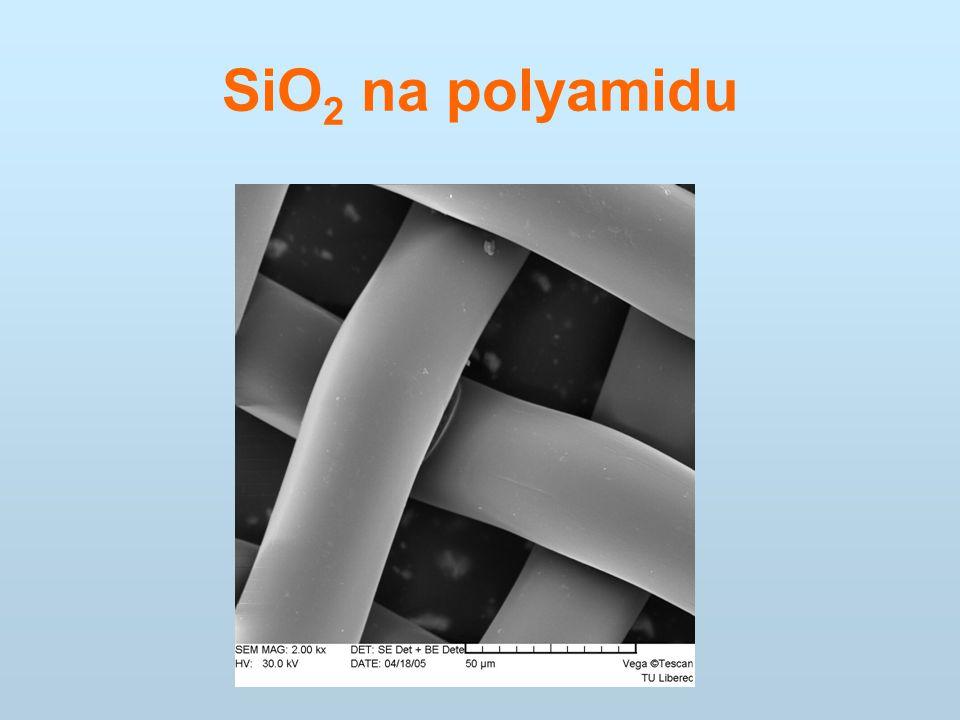 SiO2 na polyamidu