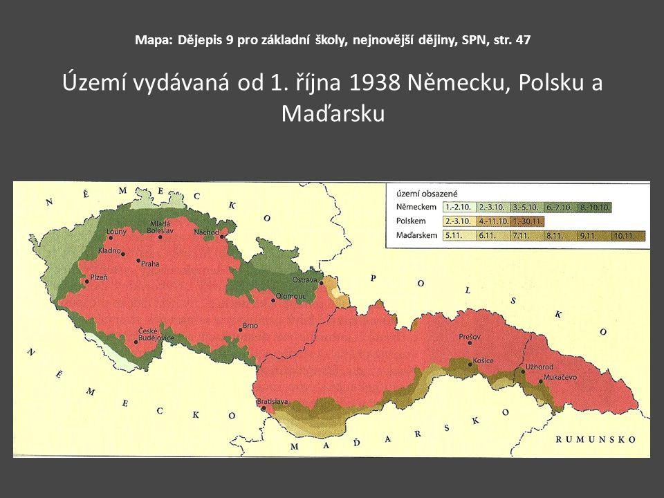 Mapa: Dějepis 9 pro základní školy, nejnovější dějiny, SPN, str