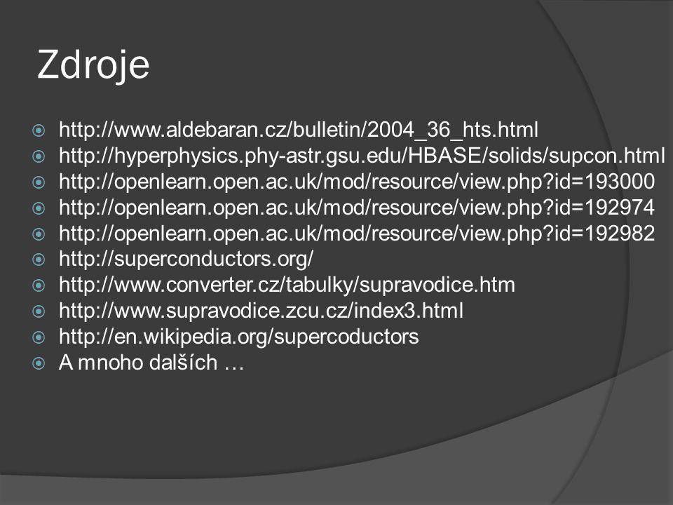 Zdroje http://www.aldebaran.cz/bulletin/2004_36_hts.html