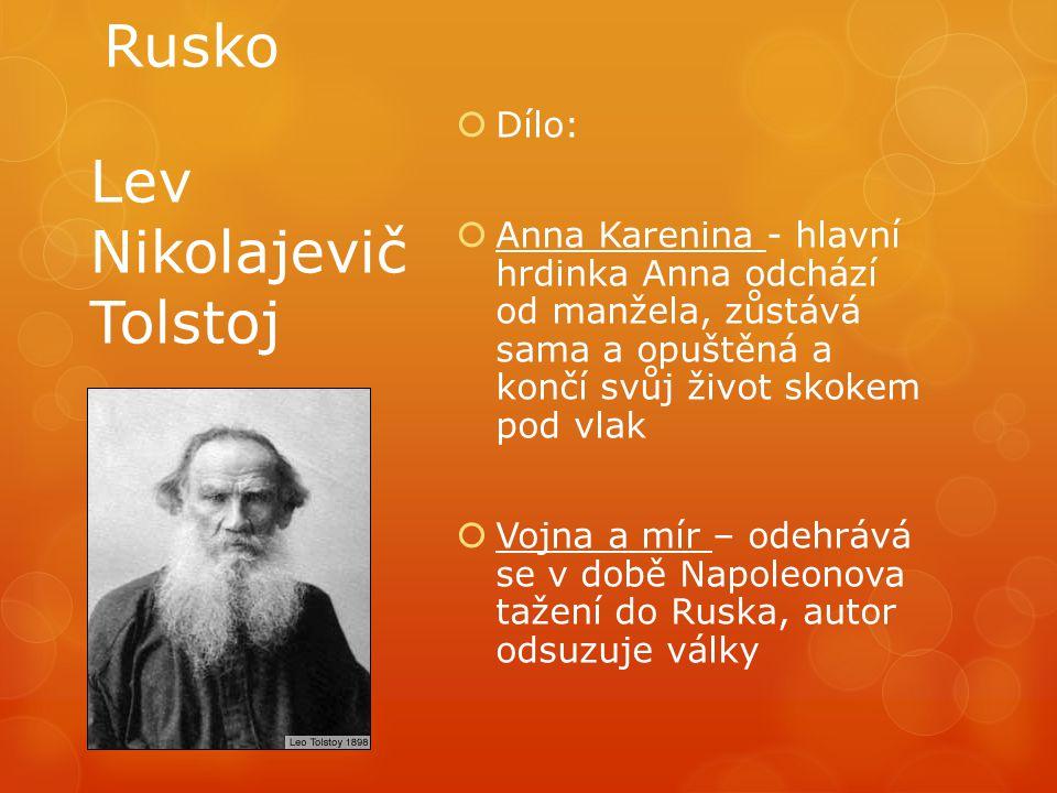 Lev Nikolajevič Tolstoj