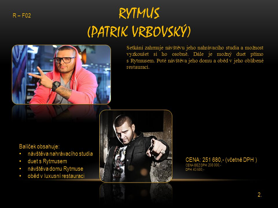 Rytmus (Patrik Vrbovský)