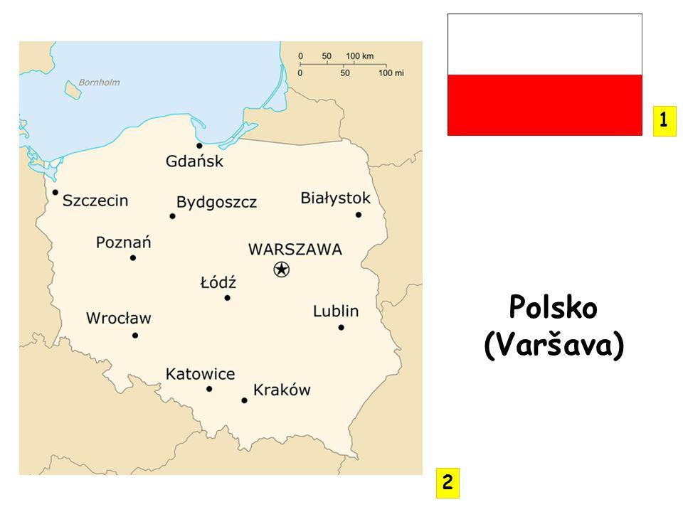 1 Polsko (Varšava) 2