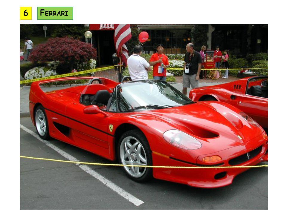 6 Ferrari