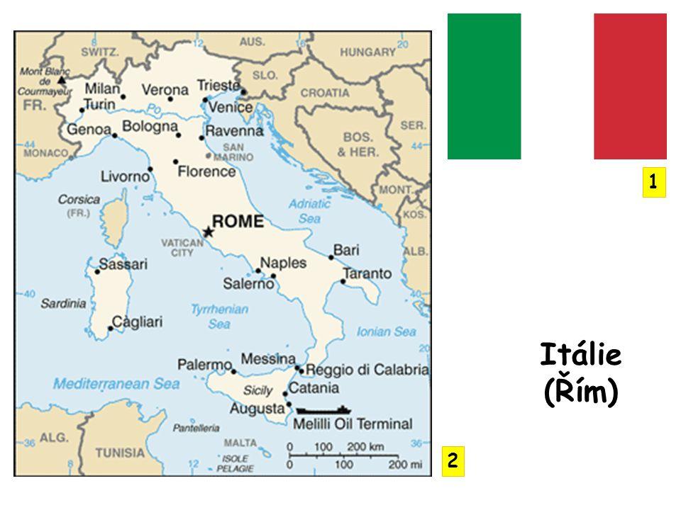 1 Itálie (Řím) 2