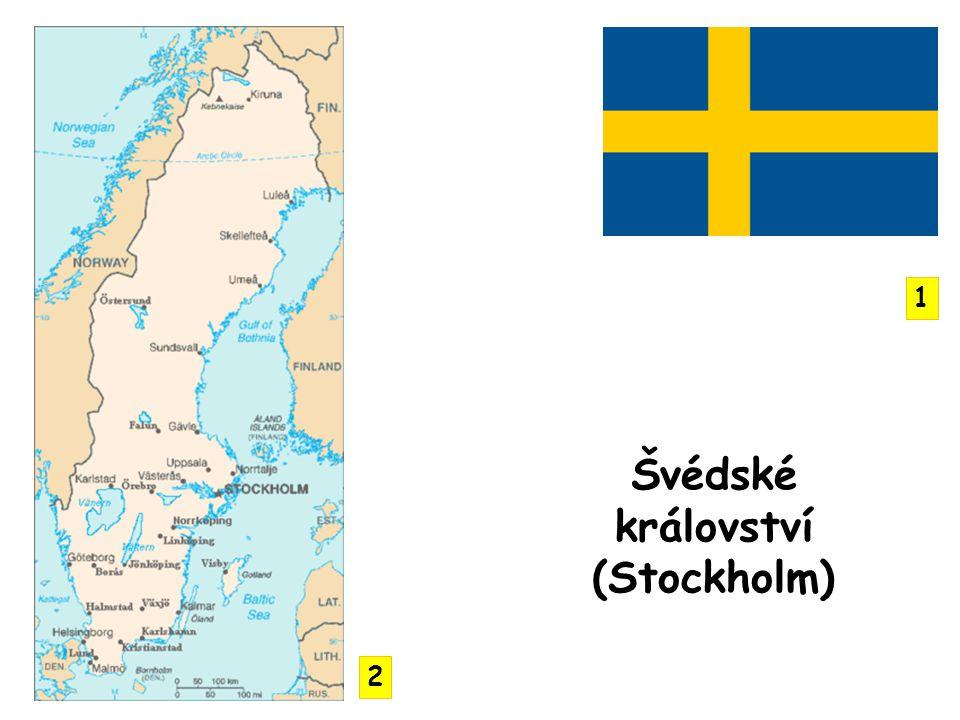 Švédské království (Stockholm)
