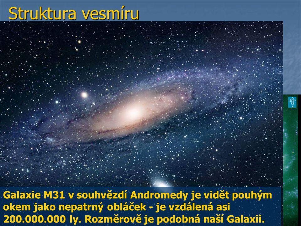 Struktura vesmíru