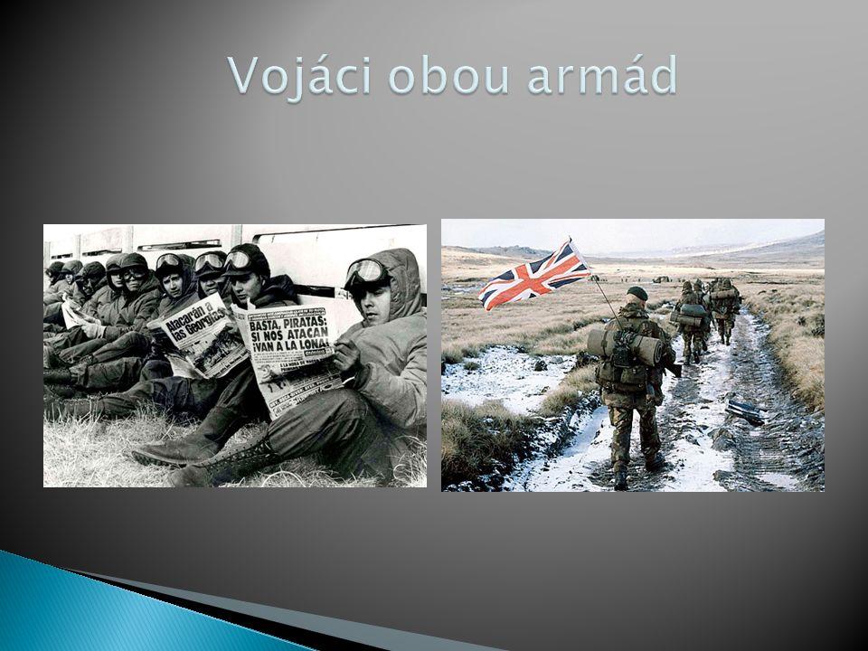 Vojáci obou armád