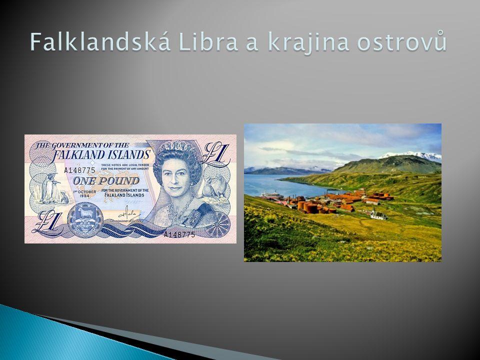 Falklandská Libra a krajina ostrovů