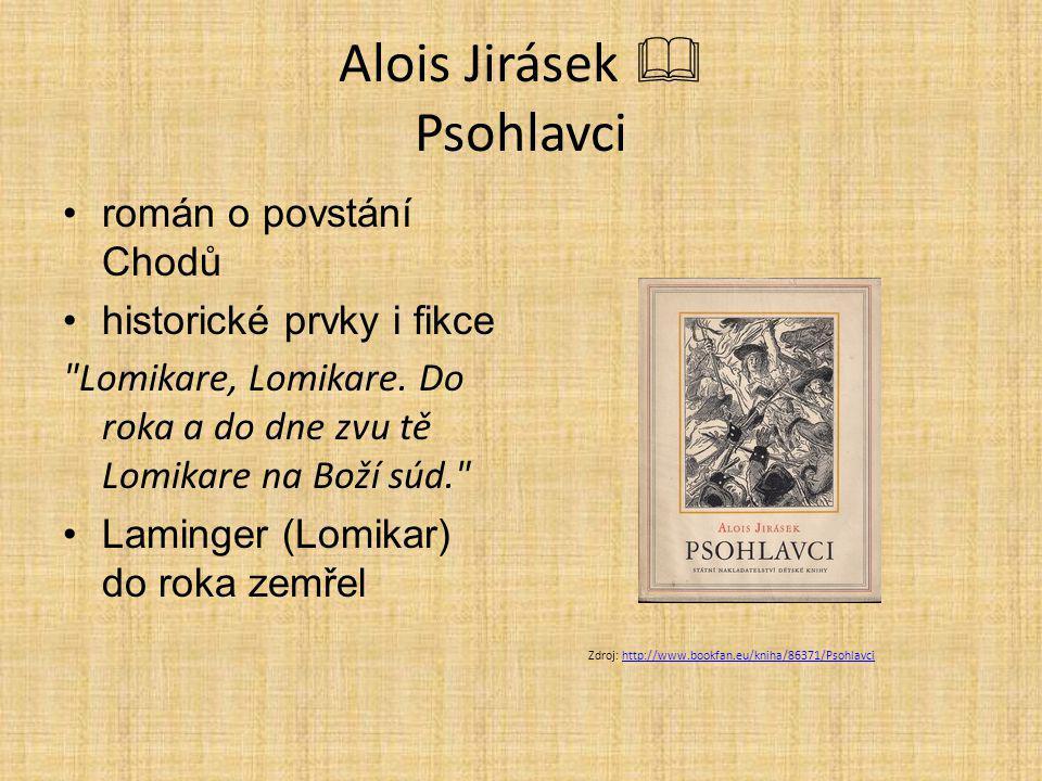 Alois Jirásek  Psohlavci