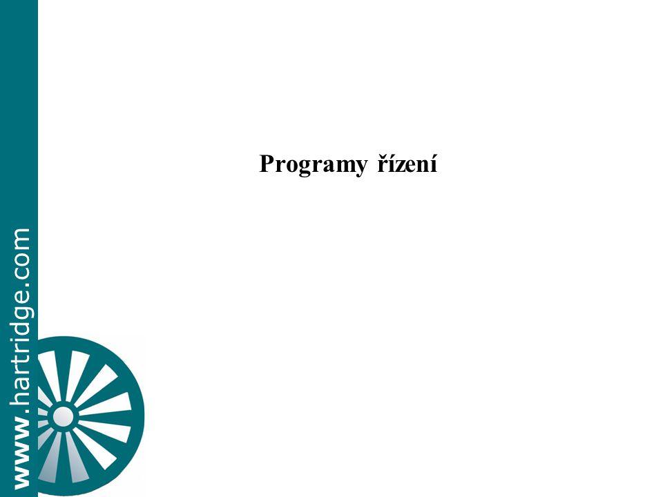 Programy řízení