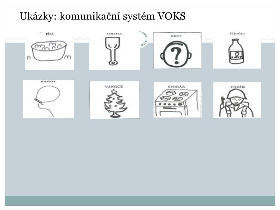 Ukázky: komunikační systém VOKS