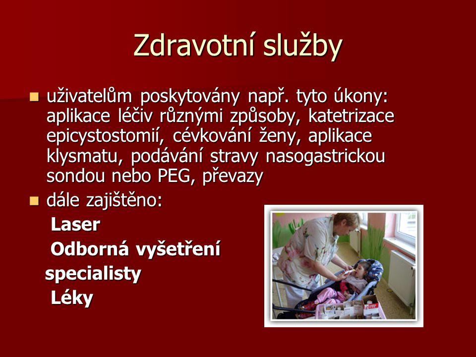 Zdravotní služby