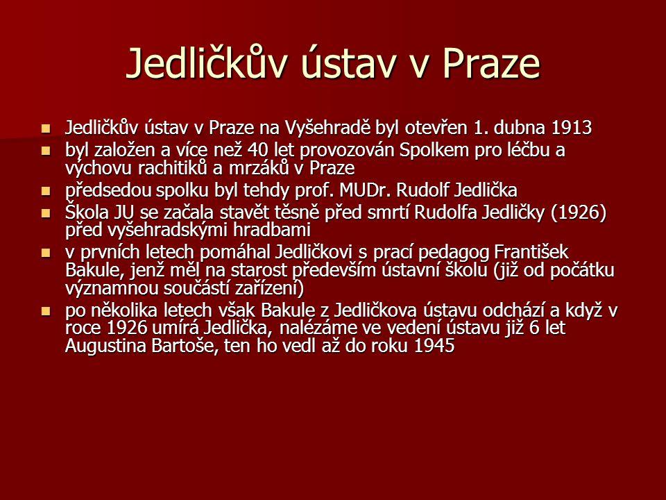 Jedličkův ústav v Praze