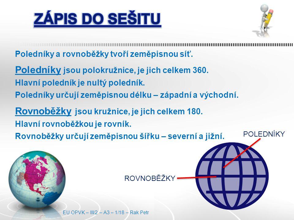 EU OPVK – III/2 – A3 – 1/18 – Rak Petr