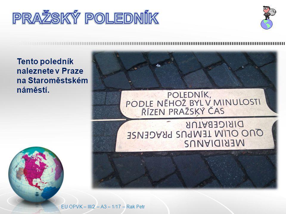 EU OPVK – III/2 – A3 – 1/17 – Rak Petr