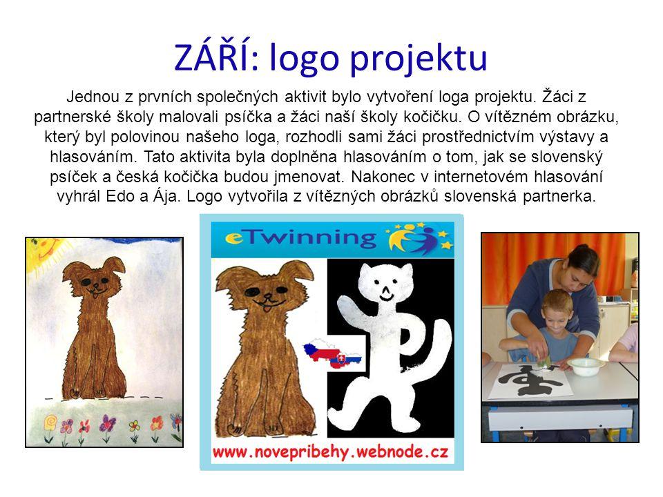ZÁŘÍ: logo projektu