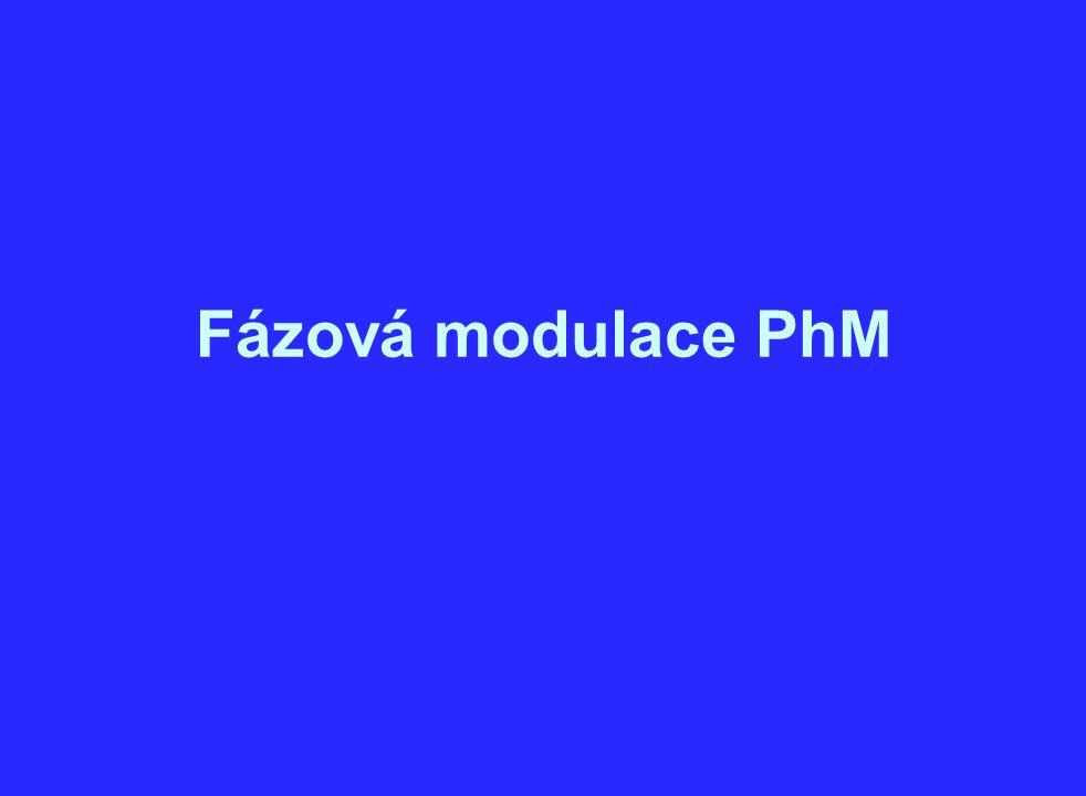 Fázová modulace PhM