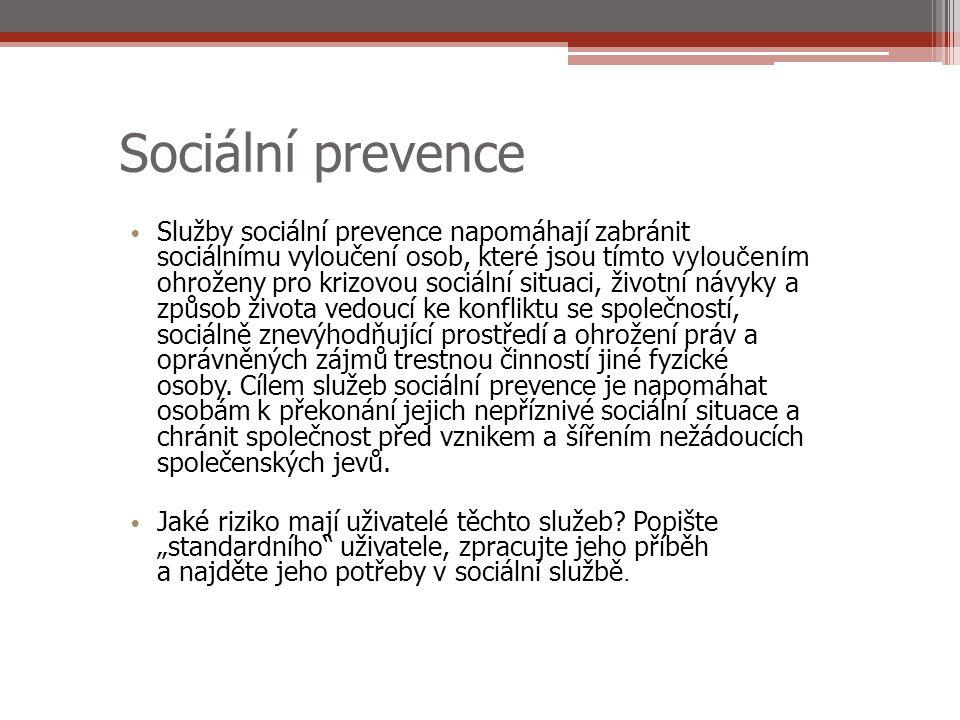 Sociální prevence