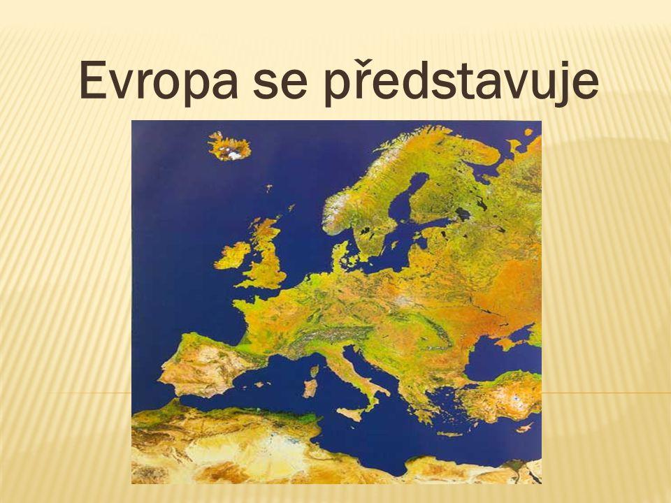 Evropa se představuje