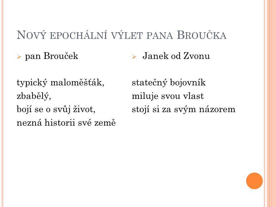 Nový epochální výlet pana Broučka