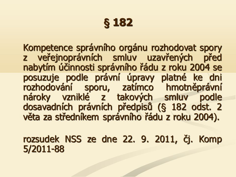 § 182