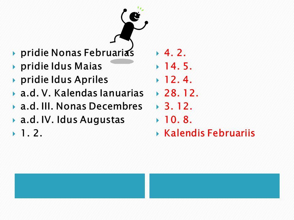 pridie Nonas Februarias