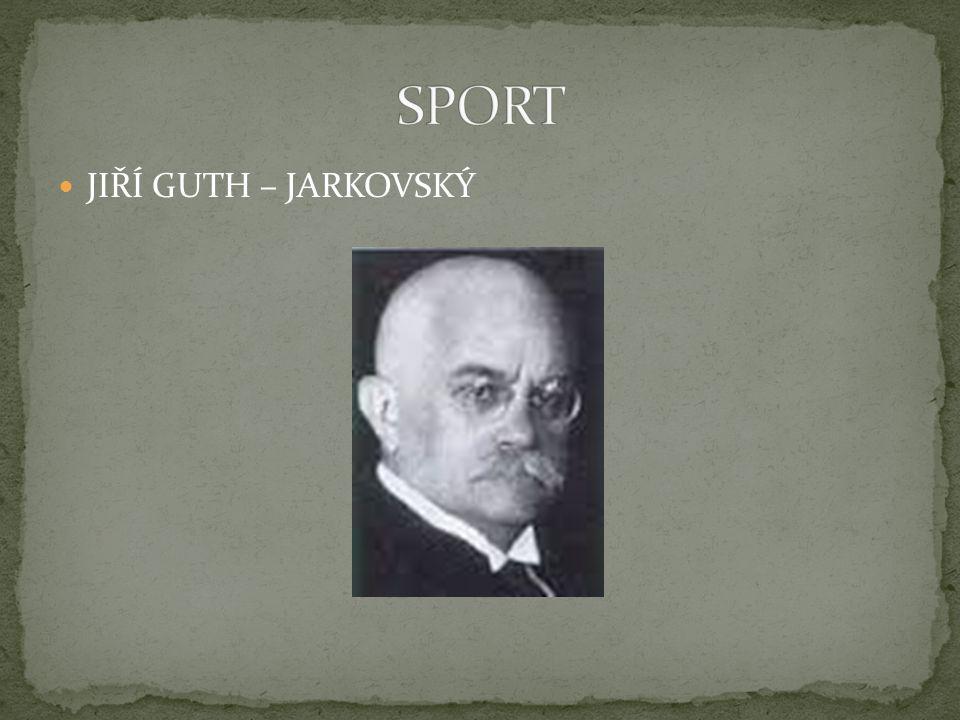 SPORT JIŘÍ GUTH – JARKOVSKÝ