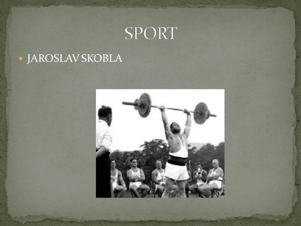 SPORT JAROSLAV SKOBLA